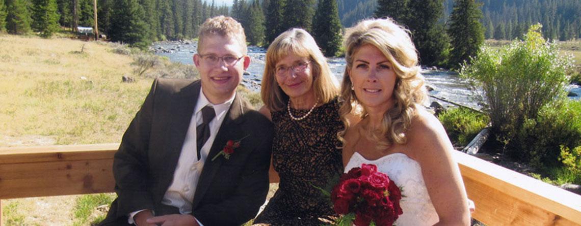 Bozeman Wedding Ceremony